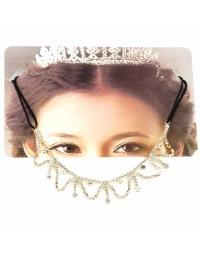 H029-Bijoux de tête vagues