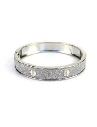 B330-Bracelet clip paillettes