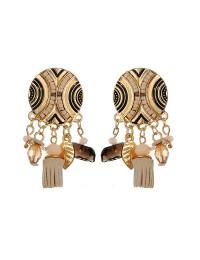 Boucles d'oreilles orientales