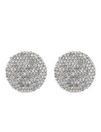 boucles d'oreilles mosaïques rondes
